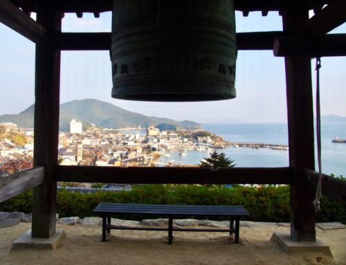 History Exploration Route to Enjoy Strolling Around the Historic Sites of Tomonoura