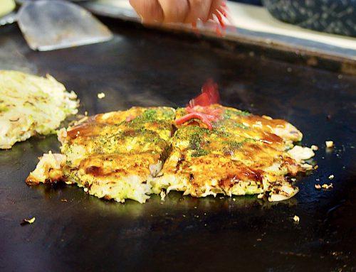 Okonomiyaki Nomura