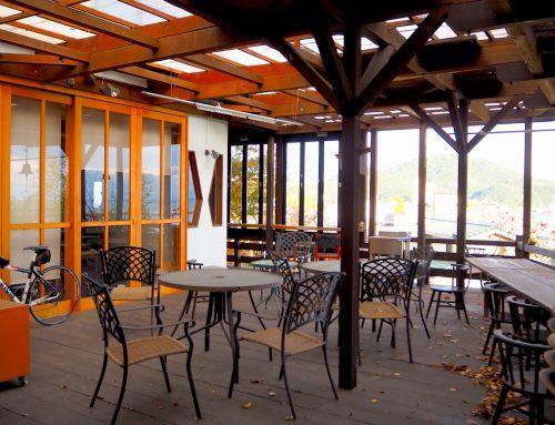 Tomonoura Landscape Tea Restaurant Sereno